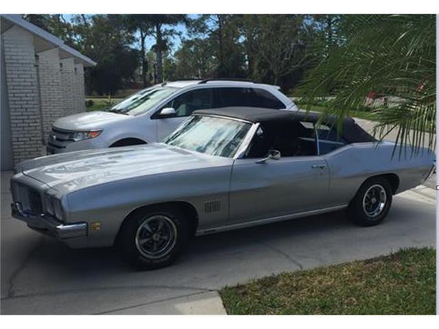 1971 Pontiac LeMans | 943099