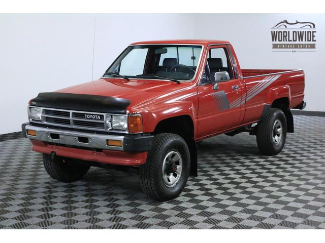 1987 Toyota SR5   940310
