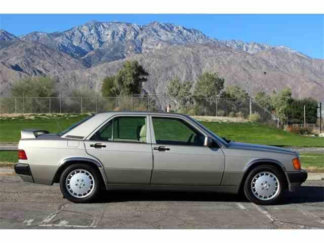 1992 Mercedes-Benz 190E   943102