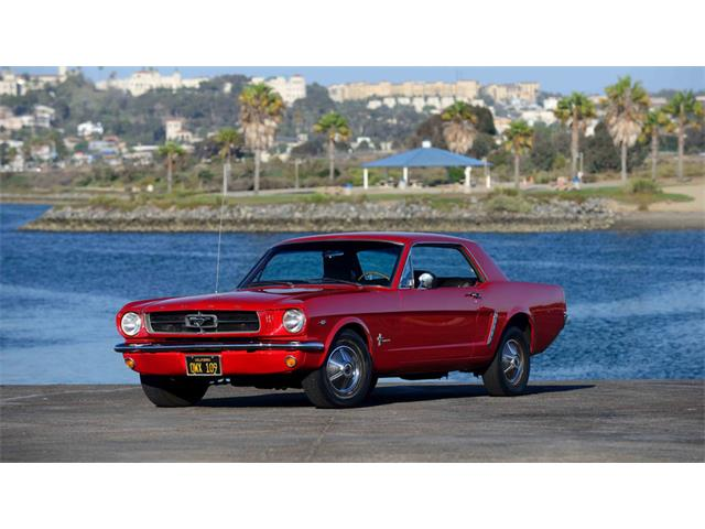1965 Ford Mustang | 943105