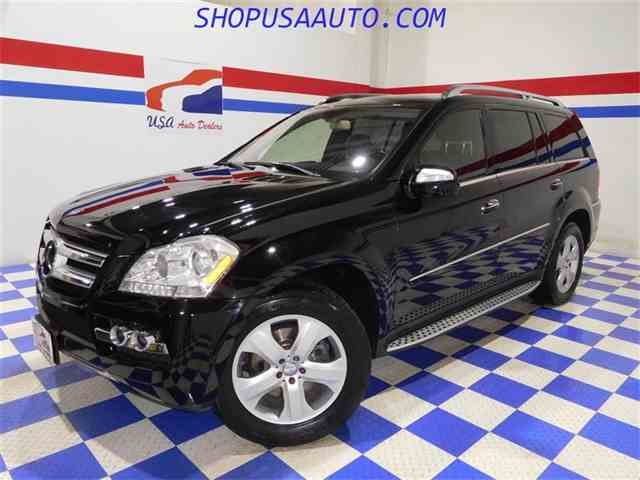 2010 Mercedes-Benz GL450 | 943111