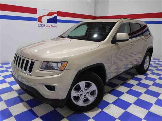 2014 Jeep Grand Cherokee | 943112