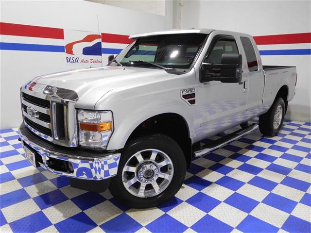 2010 FORD SUPER DUTY F-350 SRW | 943113