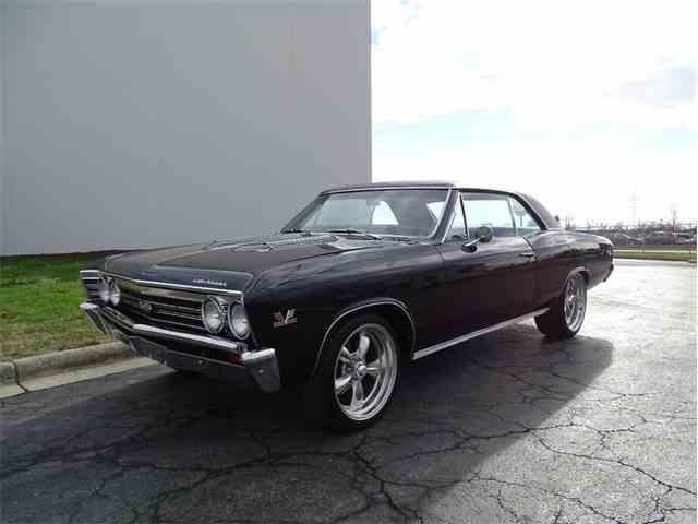 1967 Chevrolet Chevelle SS | 943118