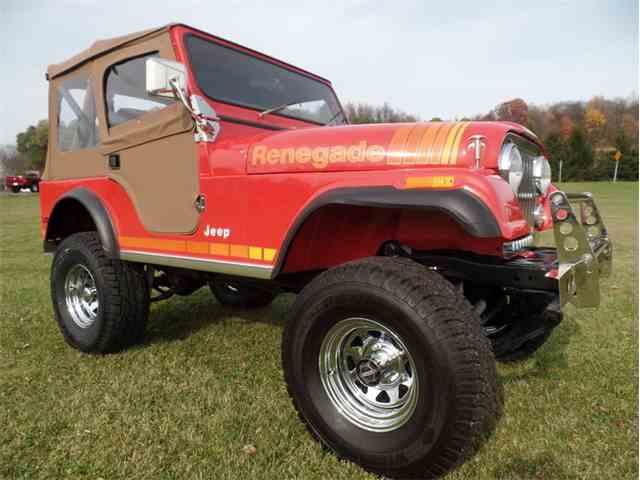 1980 Jeep CJ5 | 943120