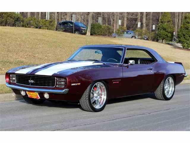 1969 Chevrolet Camaro LS3 Protouring | 943121