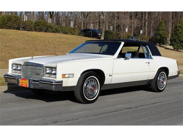 1985 Cadillac Eldorado | 943122