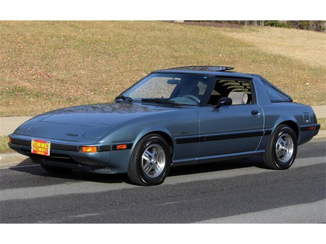 1985 Mazda RX-7 | 943123
