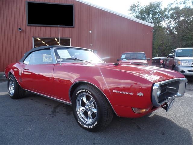 1968 Pontiac Firebird | 943127
