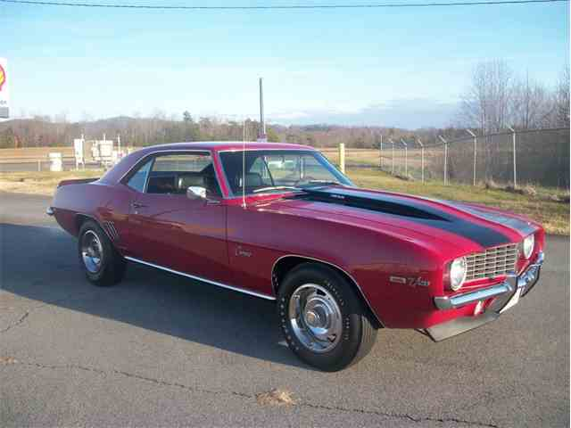 1969 Chevrolet Camaro | 943135