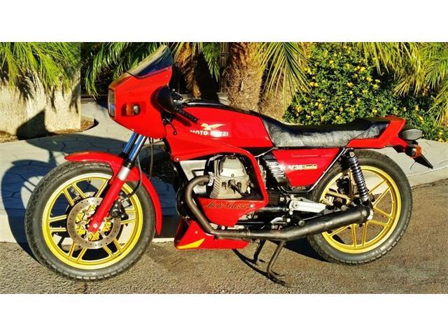 1981 Moto Guzzi V35 Imola | 943136