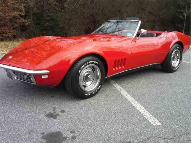 1968 Chevrolet Corvette | 943137