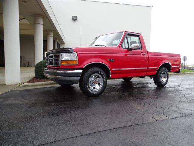 1992 Ford F150 | 943138