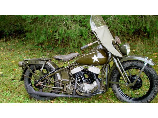 1942 Harley-Davidson WLA | 943141
