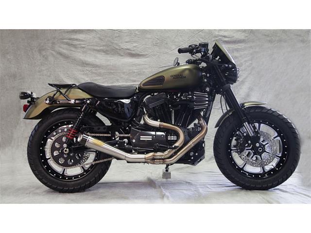 2015 Harley-Davidson General Mayhem Sportster | 943149