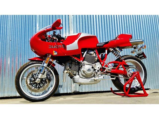 2001 Ducati MH 900 E Hailwood Replica | 943150