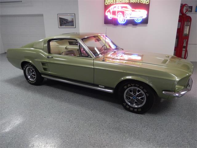1967 Ford Mustang GT | 943155