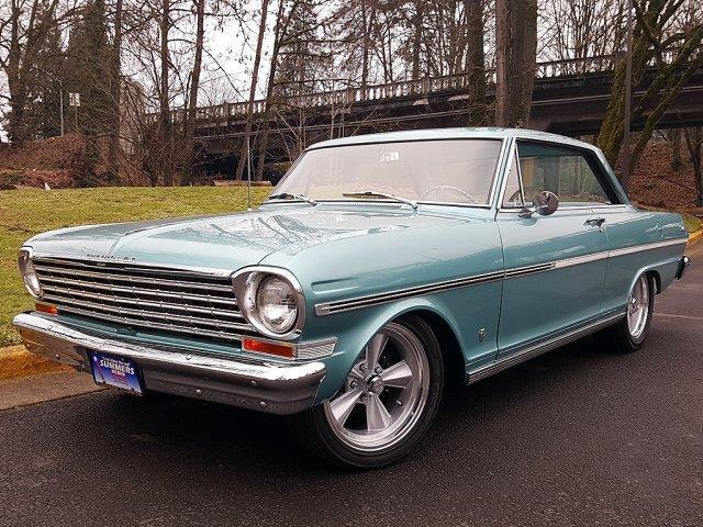 1963 Chevrolet Nova | 943156