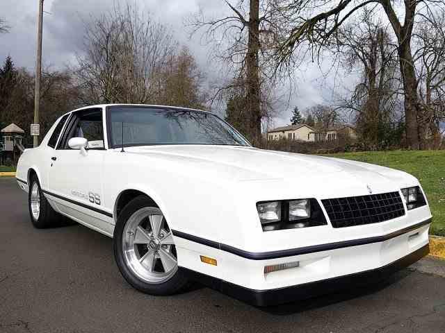 1983 Chevrolet Monte Carlo | 943156