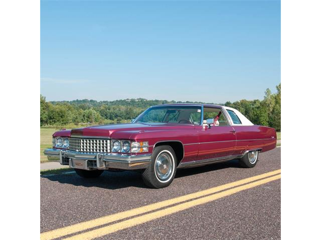 1974 Cadillac Coupe | 943166