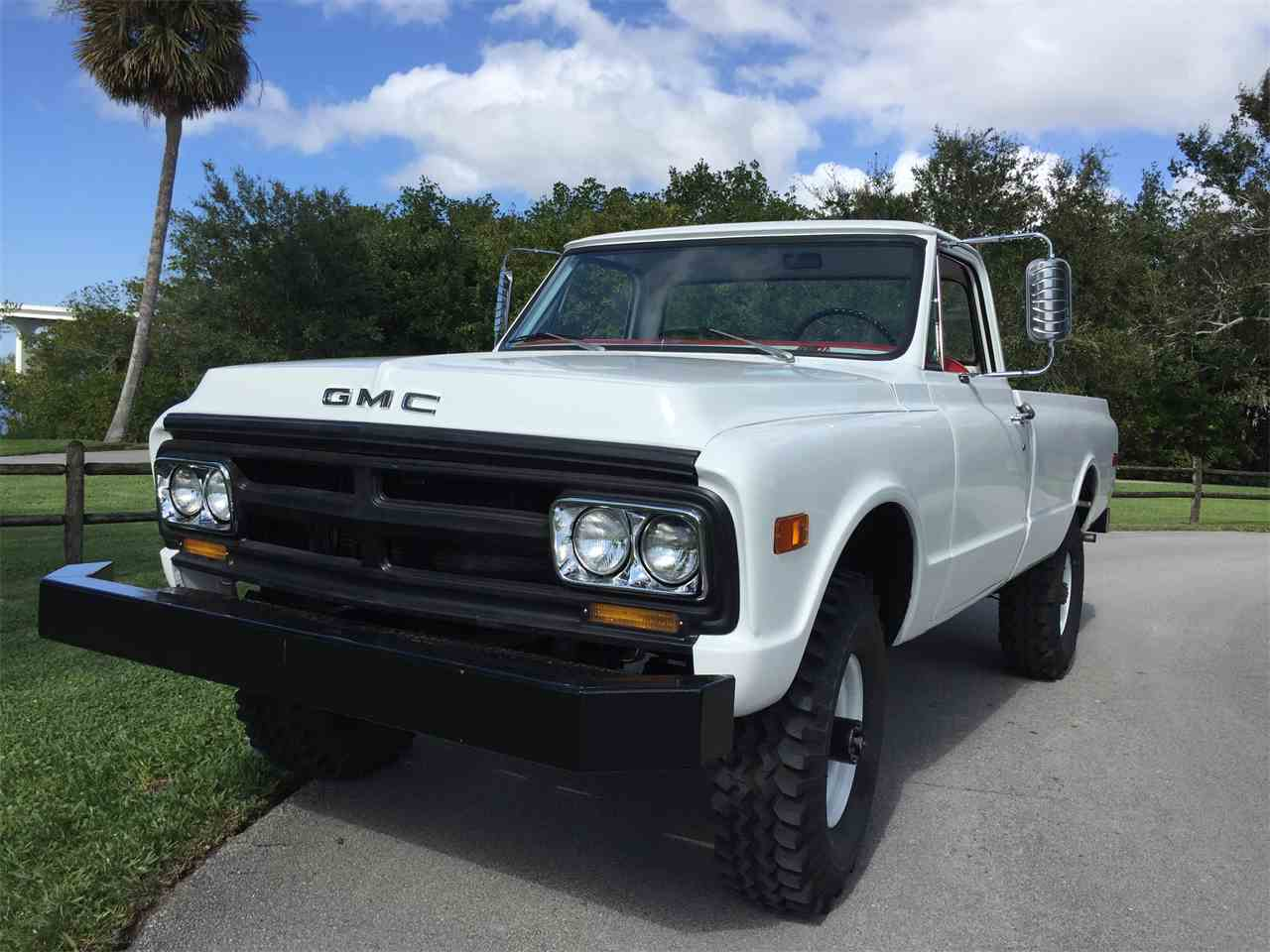 1969 gmc truck for sale cc 943178. Black Bedroom Furniture Sets. Home Design Ideas