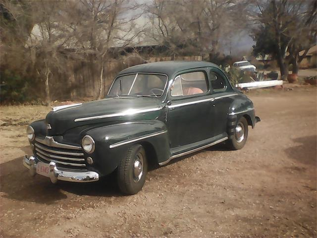 1947 Ford Club Coupe | 943189