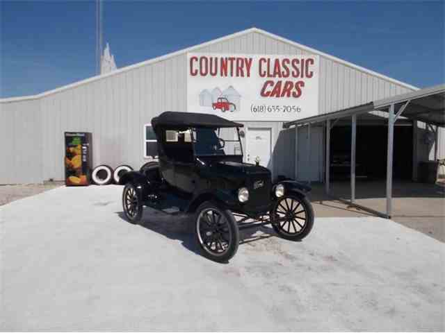 1923 Ford Model T | 943190