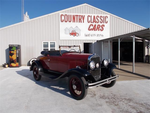 1929 Plymouth Roadster | 943192