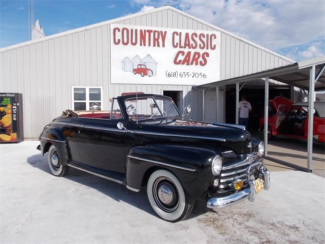 1948 Ford Convertible | 943194