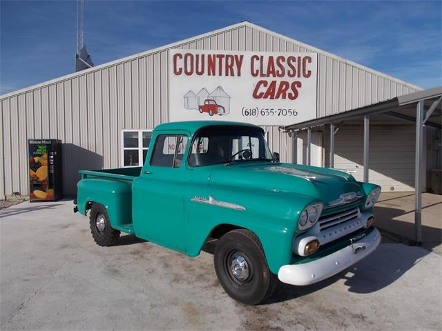 1958 Chevrolet Apache | 943195