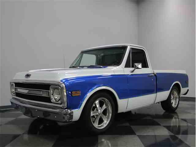 1969 Chevrolet C/K 10 | 943201