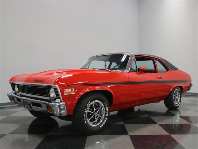 1972 Chevrolet Nova | 943202