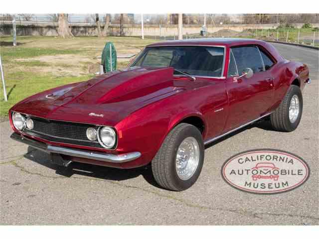 1967 Chevrolet Camaro | 943206
