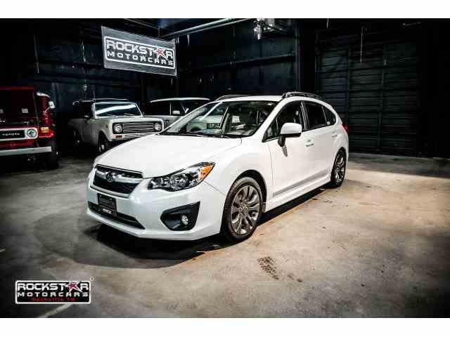 2014 Subaru Impreza   943213