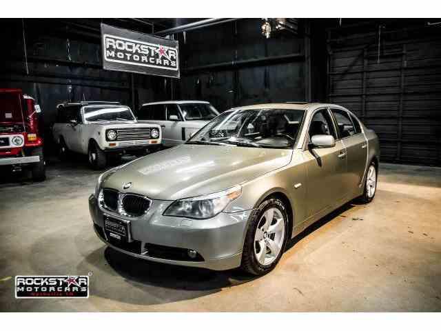 2005 BMW 5 Series | 943214