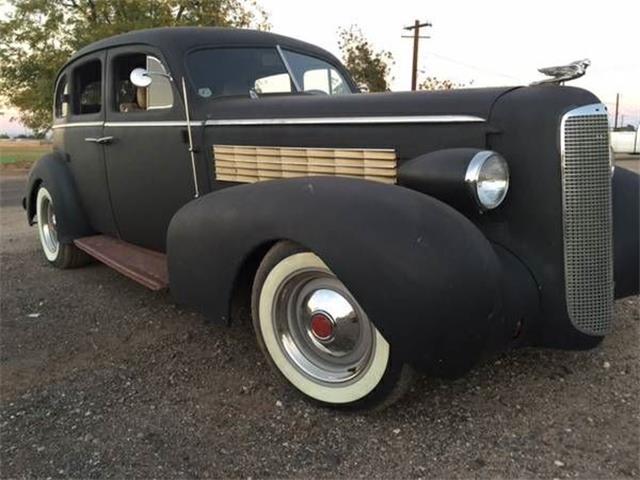 1937 Cadillac LaSalle | 943221