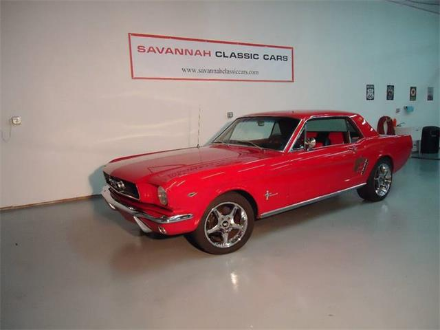 1966 Ford Mustang | 943229