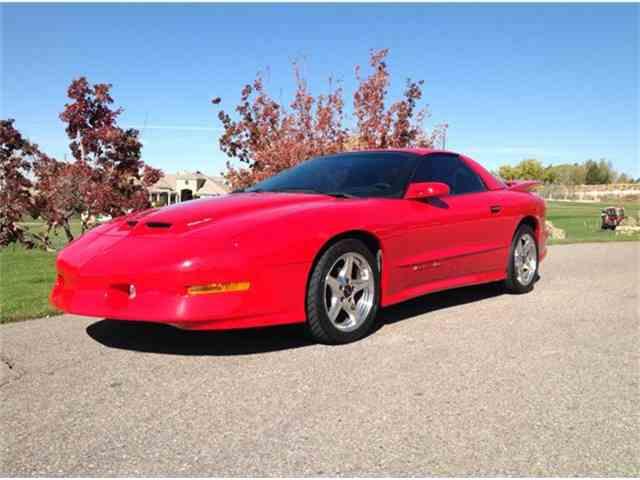 1997 Pontiac Firebird Trans Am | 943230