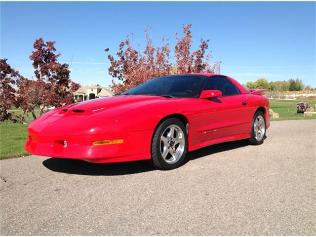 1997 Pontiac Firebird Trans Am | 943230