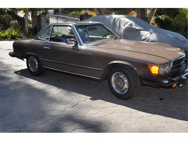 1976 Mercedes-Benz 450SL | 943231