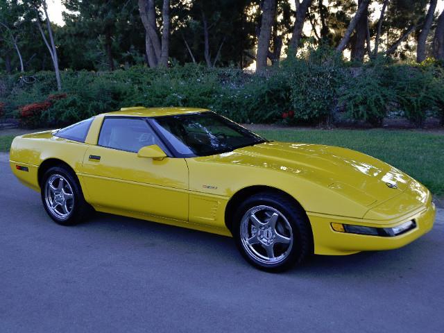 1995 Chevrolet Corvette | 943236