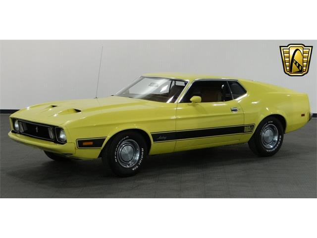 1973 Ford Mustang | 943237