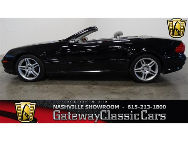 2005 Mercedes-Benz SL500 | 943244