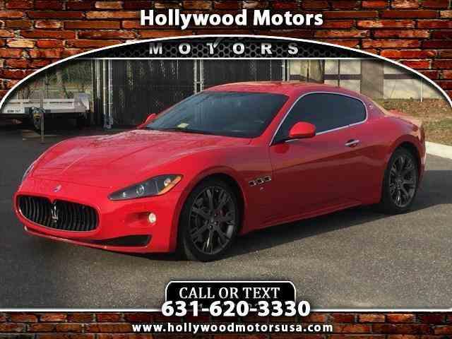 2009 Maserati GranTurismo | 943251