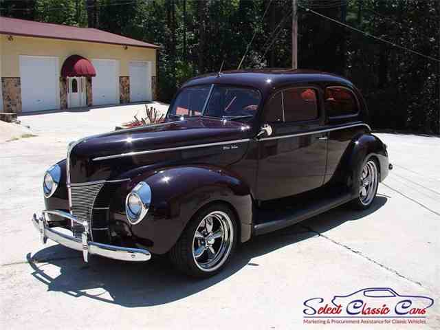 1940 Ford 2-Dr Coupe | 943253