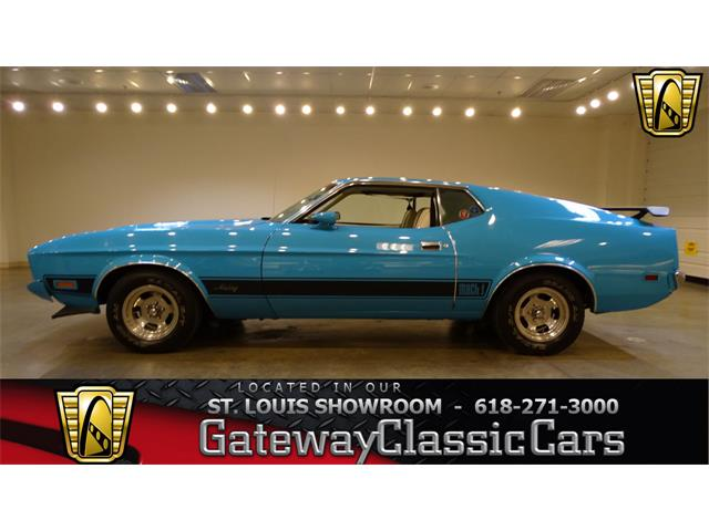 1973 Ford Mustang | 943258