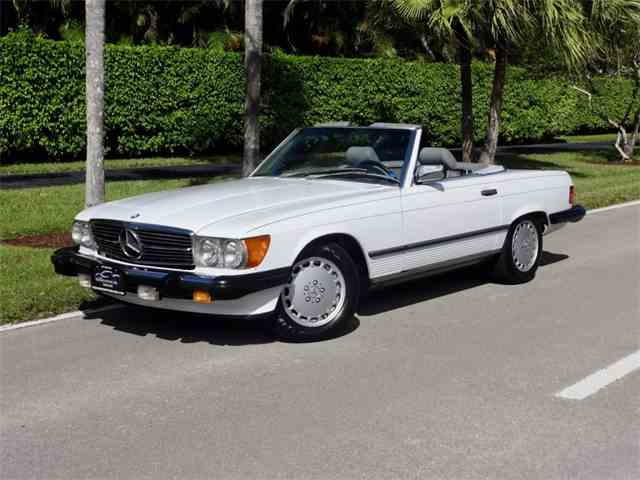 1988 Mercedes-Benz 560SL | 943259