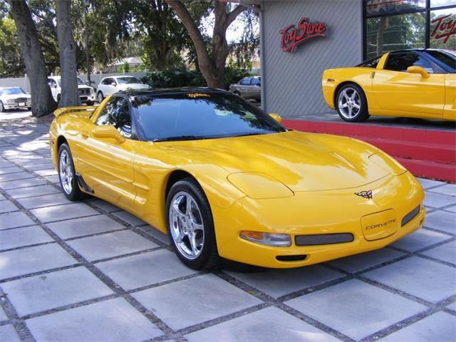 2002 Chevrolet Corvette | 943260
