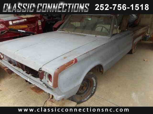 1966 Plymouth Satellite | 943262