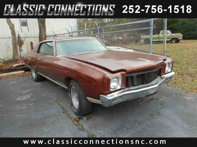 1971 Chevrolet Monte Carlo | 943266